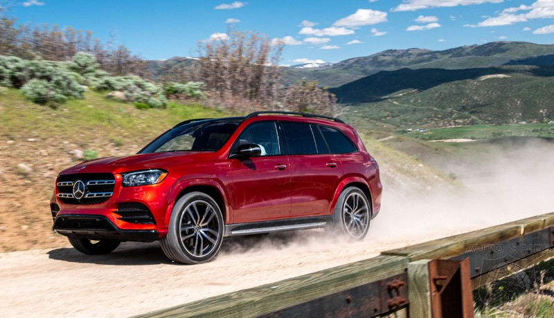 DRIVEN: The 2020 Mercedes-Benz GLS-Class Suits Up To Take DOWN The All-new BMW X7