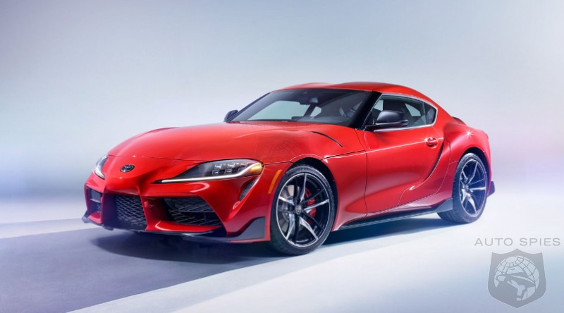 #NAIAS: Is The 2020 Toyota Supra The BIGGEST Disappointment — EVER — Of One Of The MOST Anticipated Debuts?