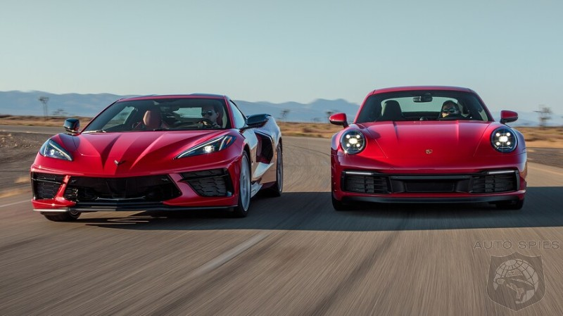 CAR WARS! The Sports Car Battle YOU'VE Been Waiting For: The 2020 Chevrolet Corvette Vs. The 2020 Porsche 911 Carrera S