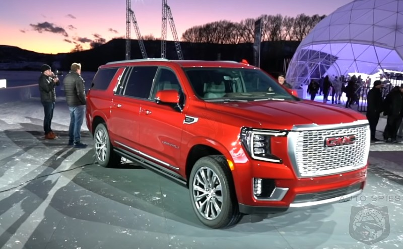 detailed see the 2021 gmc yukon and yukon xl in this