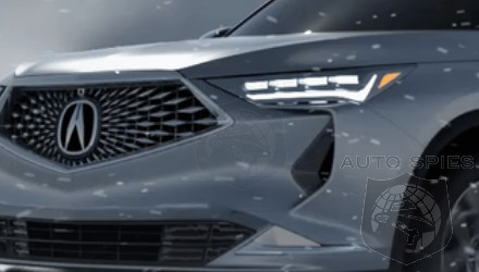 Leaked The 2021 Acura Mdx Gets Fully Exposed And An All New Mystery Sedan Is Revealed For The First Time Autospies Auto News