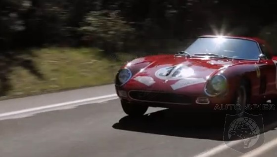 VIDEO: Is This 1964 Ferrari 250 GTO The ULTIMATE Vintage Ride?