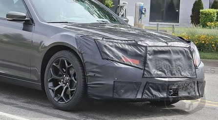 SPIED: Chrysler's 300 Getting Freshened Up To Take On The Competition — Notice The Changes?