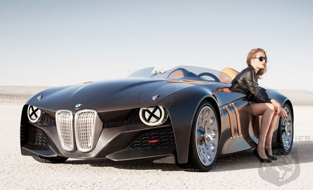 BMW Makes it Official — TWO All-New Concepts To Debut At This Year's Concorso d'Eleganza Villa d'Este