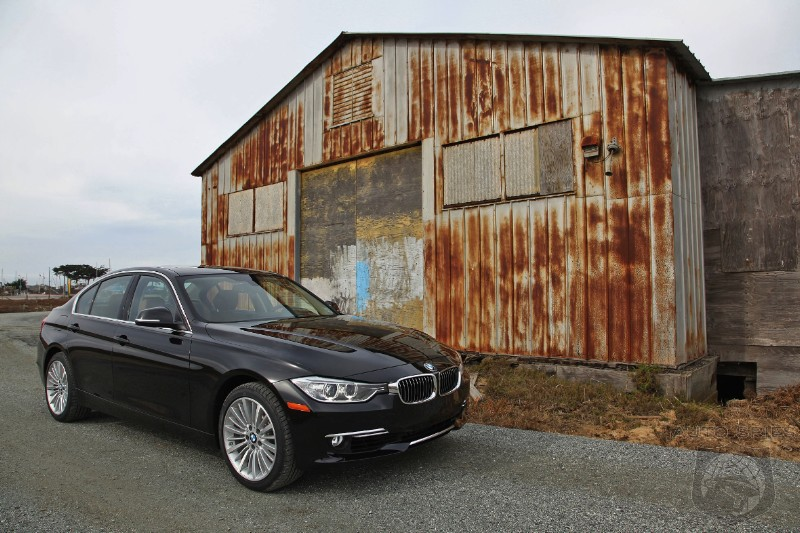 EXCLUSIVE: First Photos SPIED From The Official USA 2012 BMW 3-Series Launch!