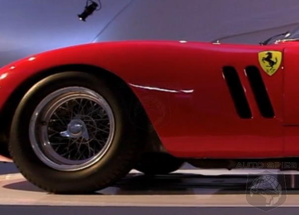PEBBLE BEACH: VIDEO — 1962-1963 Ferrari 250 GTO Breaks The Record Books At Auction, Brings SERIOUS $$$