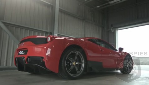 VIDEO: Care To Indulge Your Senses? Look No Further Than The All-New Ferrari 458 Speciale