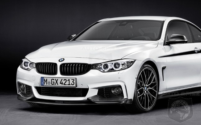 BMW's M3/M4 Concept To Bow At Pebble Beach, Production ...
