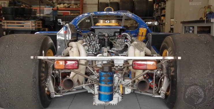 Video See And Hear One Of The Most Significant Race Cars From The