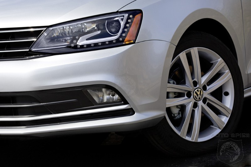 NEW YORK AUTO SHOW: UPDATE! EVERYTHING You Want To Know About The 2015 Volkswagen Jetta