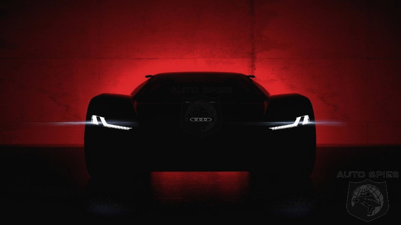 #MontereyCarWeek: A Glimpse Into The High-performance, Pure Driver's Car Via The Audi PB18 e-tron