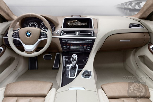 PARIS MOTOR SHOW Who Has The Best Interior New 6 Series Panamera Jaguar XJ Or Audi A7 A8