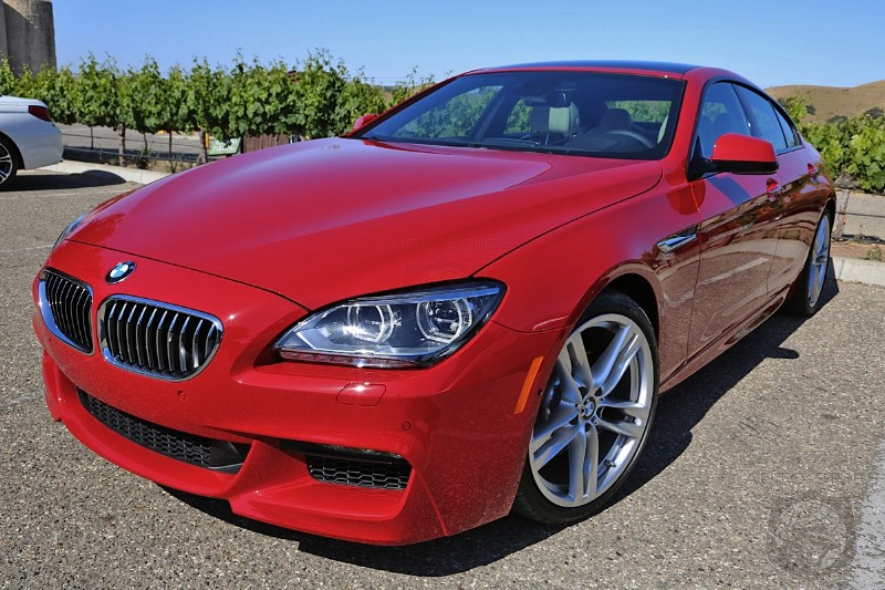 VIDEO REVIEW 2013 BMW 6Series Gran Coupe  A Mercedes CLS Audi