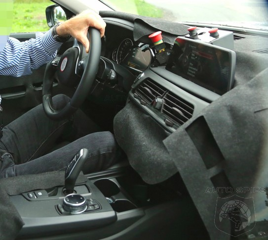 SPIED: FIRST Interior Shots Of The All-New BMW 7-Series Go LIVE — Does It Stand A Chance Against The S-Class?
