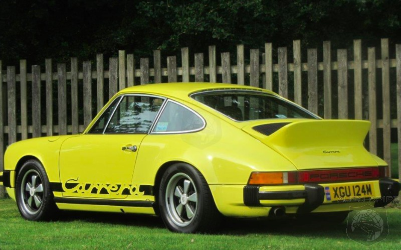CAR WARS! New vs. Old — Would You Rather Have A '74 Porsche 911 Or on