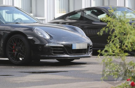 SPIED: SOUND OFF! Is THIS The All-New Porsche 911 (991) GTS OR Is It The Facelift?