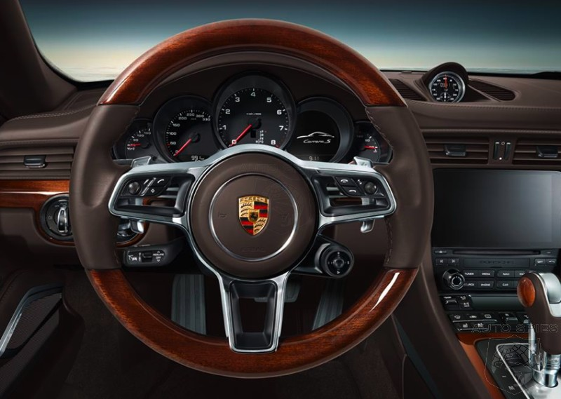 The GREAT Debate Is Ordering A Porsche 911 With WOOD A Big MISTAKE
