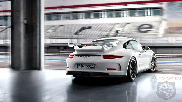 UPDATED! Porsche's Bringing In All Of The 911 (991) GT3's To Inspect Their Engines