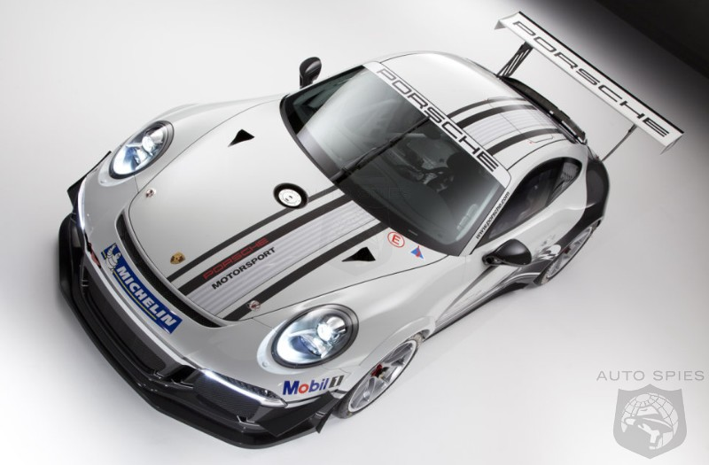 Want An EARLY Look Into The NEXT Porsche 911 (991) GT3? Get A Load Of THIS