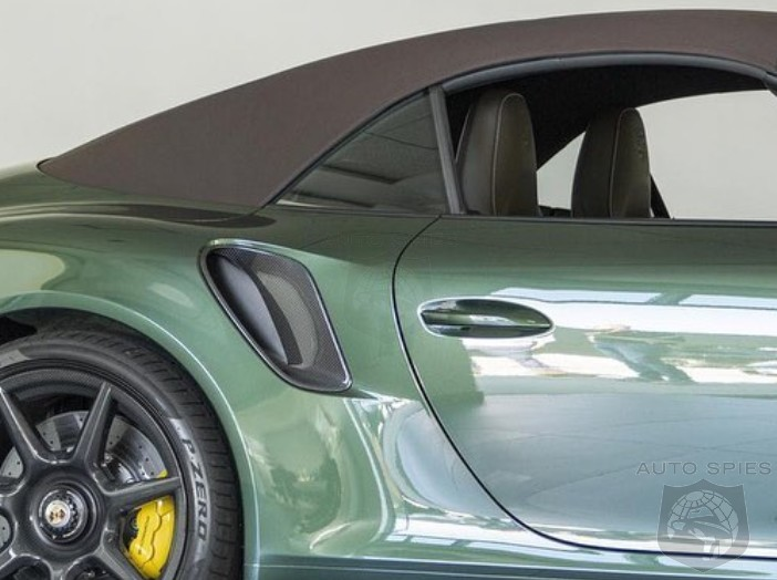 AWESOME or AWFUL? What Do YOU Think Of This Porsche 911 Turbo S' Spec? Is It Getting Two Thumbs UP or DOWN?