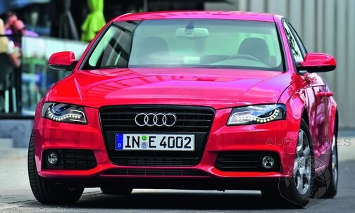 What We Need Audi A TDIe Nets Huge MPG AutoSpies Auto News - Audi a4 mpg
