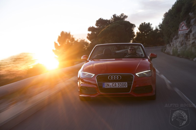 OFFICIAL: Pricing For The 2015 Audi A3 TDI, Convertible AND S3 Announced!