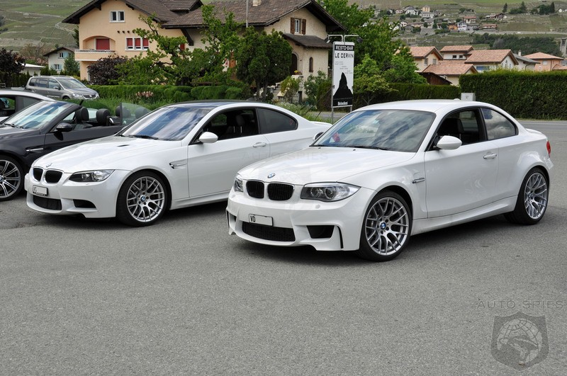 The 2011 Bmw 1m Vs The Bmw M3 What Is Motor Trend Seeing That No One Else Does Autospies