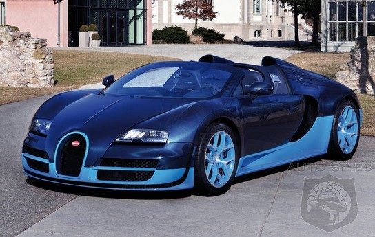 VIDEO + DRIVEN: Quite Possibly The BEST Bugatti Veyron To ...