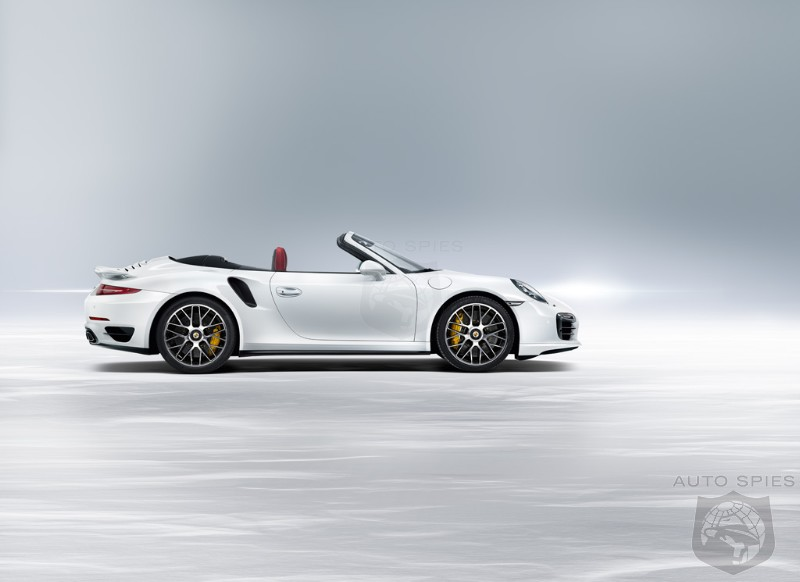 REVIEW Agent00R Travels To The Moon In The Porsche 911 Turbo S Cabriolet