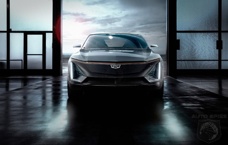 #NAIAS: General Motors' Cadillac Rolls Out Its FIRST Ever EV, Will Set The Tone For GM's Next-gen EVs