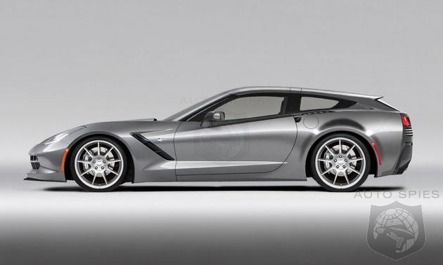 STUD or DUD: Callaway Cars Gives The All-New Chevrolet Corvette Some Practicality