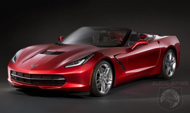 LEAKED? Are These Chevrolet Corvette Convertible Shots REAL or FAKE? YOU Decide.