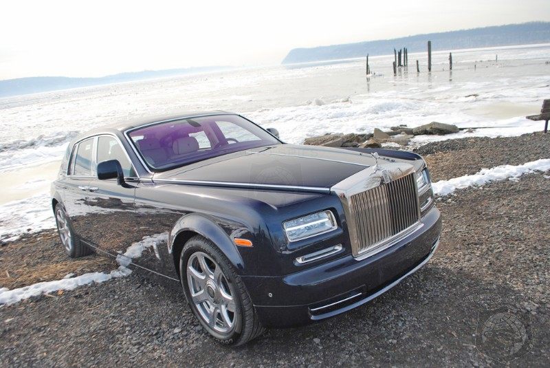 REVIEW: Is A Rolls-Royce Phantom REALLY The BEST Automobile On The Planet? Only ONE Way To Find Out...