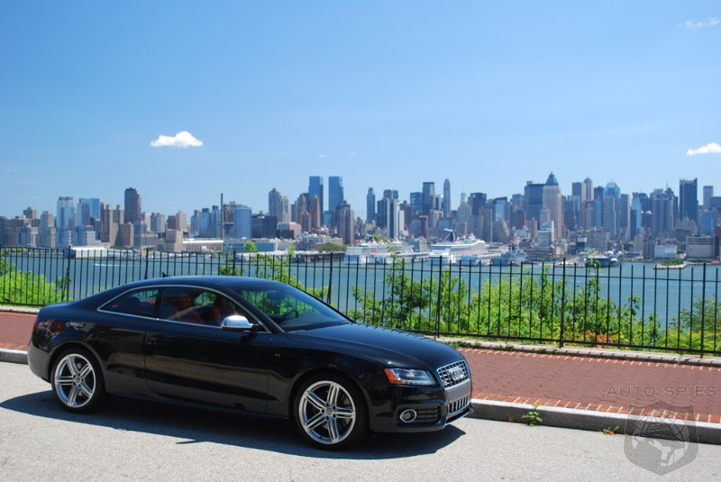 PUMPING IRON: 2010 Audi S5 Vs. 2011 BMW 335iS, Can Audi Top BMW, Again?