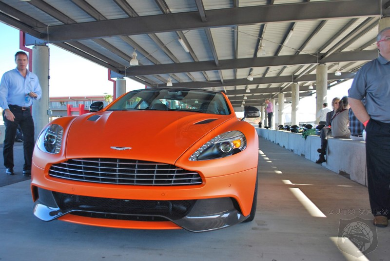 Aston Martin Receives A Fresh Injection Of Capital - Now What?