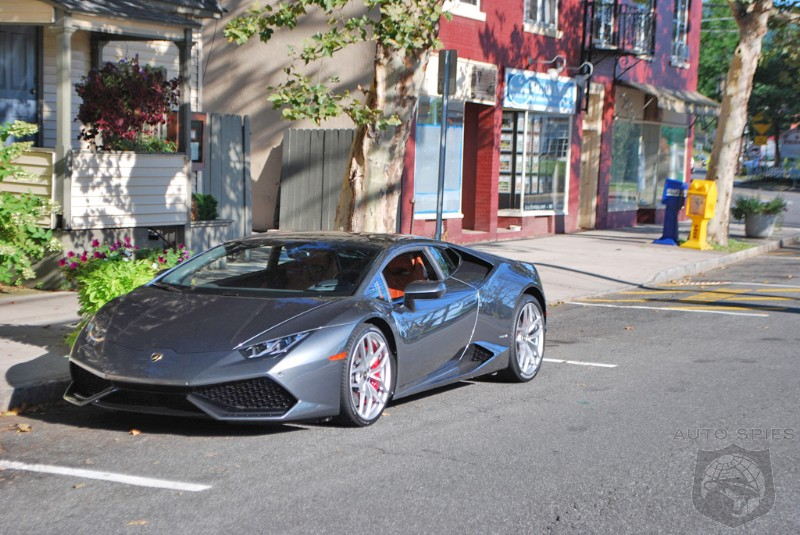 REVIEW In Today s Competitive Supercar World Does The Lamborghini Huracan IMPRESS 00R Finds Out