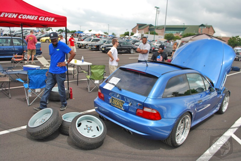 BIMMERFEST EAST 2014: THIS Is The ESSENCE Of Bimmerfest — A Social, Grassroots Lovefest