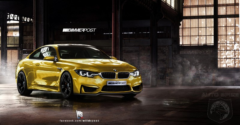 RENDERED SPECULATION: If BMW's Next-Gen M4 Looks THIS Good, How Long Will It Take YOU To Write The Check?
