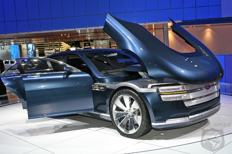 2011 DETROIT AUTO SHOW SNEAK Preview, And The FUN Begins