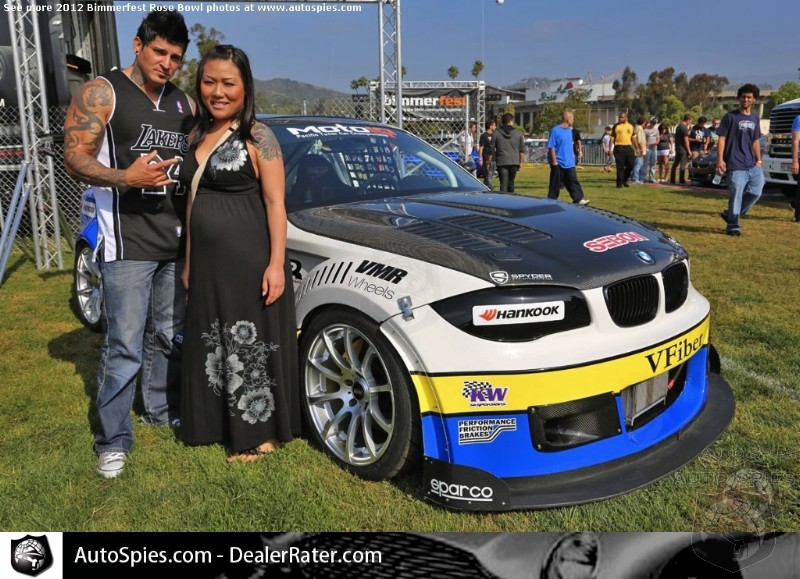YOU Decide: What Was The DOUCHIEST Ride At This Year's Bimmerfest?