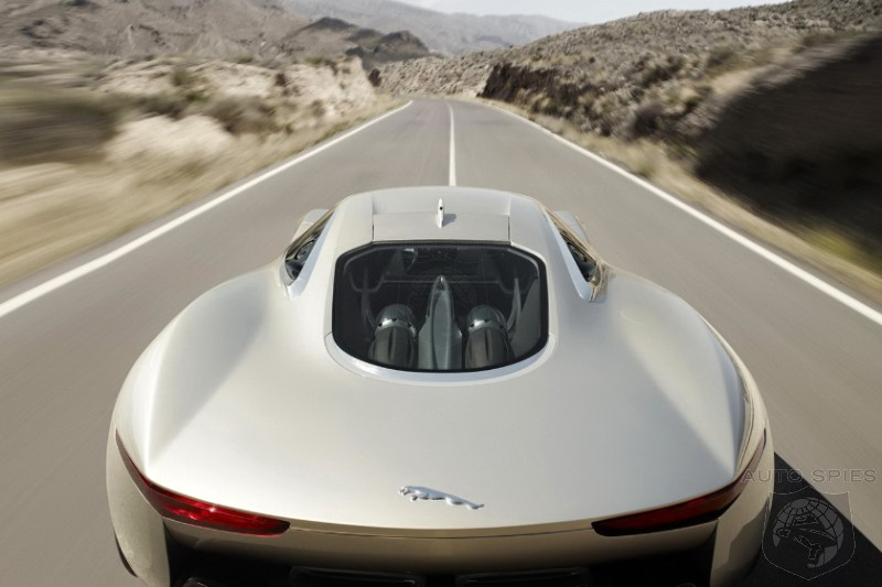 Though Jaguar Has AXED The C-X75 Supercar, Its Technology Will LIVE On