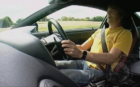 Top Gear's James May Shows Us Just How Easy It Is To Use The 2012 Nissan GT-R's Launch Control