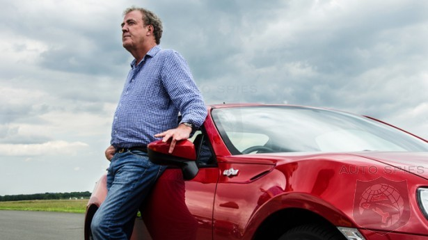 Top Gear's Jeremy Clarkson Picks His BEST Car Of 2012 - Is He RIGHT or WRONG?