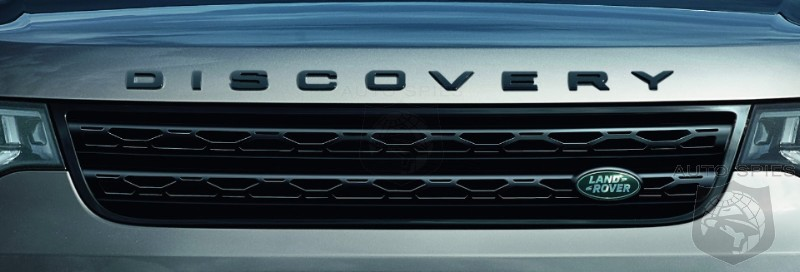 PARIS MOTOR SHOW Land Rover Is Hoping You Make A New DISCOVERY MORE Pictures Of The All New Luxury 7 Seater