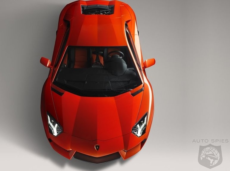 Want A Lamborghini Aventador? Good, Now Wait 18 + Months