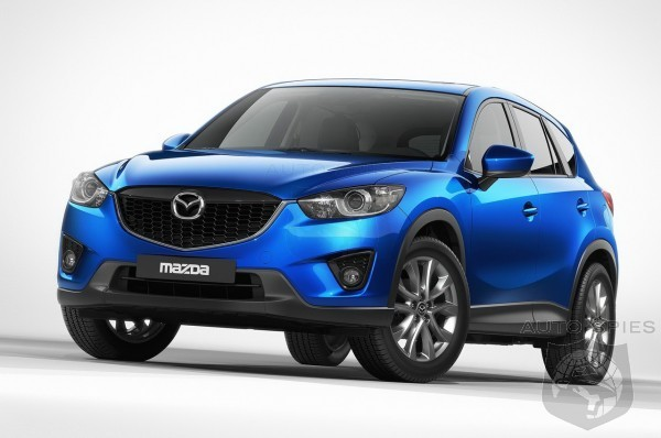 Is Mazda's All-New CX-5 The Little Engine That Could? Is This Mazda's Cayenne?