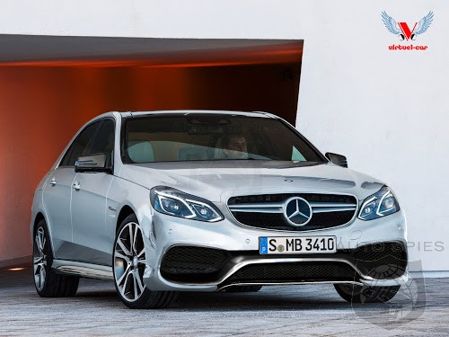 RENDERED SPECULATION: Wondering About How The New 2014 Mercedes-Benz E63 AMG Will Look Are You?