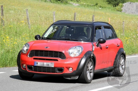 RUMOR: NEW, EXCLUSIVE Information About MINI's All-New MPV,