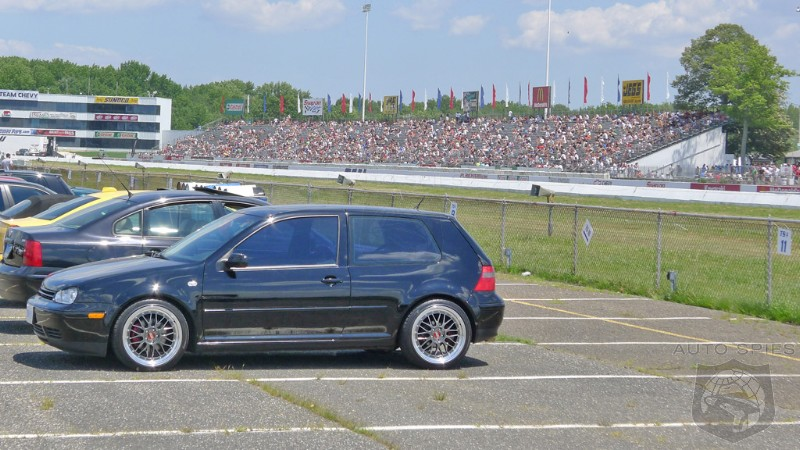 Waterfest 2011: A Mix Of Euro Plates, Tickets, VWs, Audis, Rubbin' And Rust