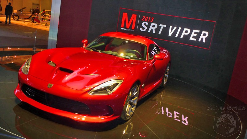 NEW YORK AUTO SHOW: STUD or DUD - Does The SRT Viper Deserve The Hype It's Been Receiving This Week?